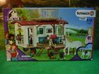 SCHLEICH HORSE CLUB CARAVAN WAGON PLAYSET #42415 *NEW*