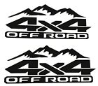 4x4 Off Road Decal Sticker Truck Ford F-150 Chevy Silverado Toyota Tacoma Tundra