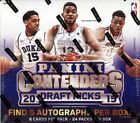 2015 16 PANINI CONTENDERS DRAFT BASKETBALL HOBBY 12 BOX CASE