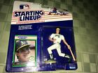 Jose Canseco Oakland Athletics 1989 Kenner SLU Starting Line Up Figure IP