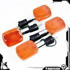 4 Turn Signals Light For HONDA REBEL CMX 250 VT 400 600 1100 SHADOW VF 750 Magna