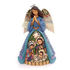 Jim Shore PRAISE THEE WITH THE JOY OF ANGELS Polyresin Nativity 4055051