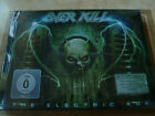 Overkill - The Electric Age (SEALED LIMITED CD+DVD MEDIABOOK EDITION) OVER KILL
