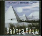 Sahara Snow CD new Rick Springfield Bob Marlette Tim Pierce Melodic Hard Rock