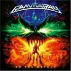 gamma ray - to the metal CD first print no longer available