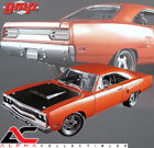GMP 18807 118 1970 PLYMOUTH ROAD RUNNER FAST AND FURIOUS 7 MOVIE 2015