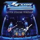 ZZ Top-Live from Texas (UK IMPORT) CD NEW