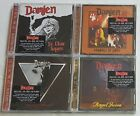 Damien Angel Juice Candle of Life Beyond Apathy St. Clair Tapes 4 CD + DVD new