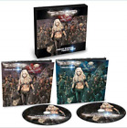 DORO forever warriors / forever united  2 CD SET ( BRAND NEW SEALED)