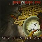 IRON KNIGHTS NEW SOUND OF WAR CD NEW SEALED