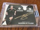 Miroslav KLOSE -- 2018 EMINENCE Soccer 'Crown Jewels' AUTO Card 10 -- GERMANY