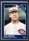 Jim Thorpe Cards and Autograph Guide 27