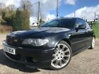 2005 55 BMW 320 CD M SPORT COUPE 2L DIESEL 138K MILES FULL LEATHER
