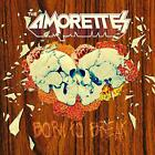 Born To Break, The Amorettes, New,  Audio CD, FREE & Fast Delivery