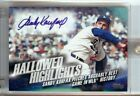 Sandy Koufax 2016 Topps Hallowed Highlights Auto Autograph Dodgers #HHA-SK 10 10