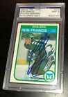 Ron Francis Cards, Rookie Card and Autographed Memorabilia Guide 41