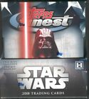 Star Wars 2018 Topps Finest Sealed Hobby Box - Chrome Autograph or Sketch Card