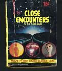 1988 TOPPS CLOSE ENCOUNTERS OF THE THIRD KIND 36 PACKS