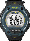 Timex T5K413, Men's Ironman Fast-Wrap Watch, Indiglo, Alarm, 30-Lap, Chronograph
