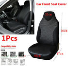 Car Front Seat Cover PU Leather Sport Styling Cushion For Interior Accessories