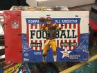 2003 Topps All American Football Factory Sealed Hobby Box