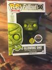 Funko POP Games Fallout Glowing One #50 (Feral Ghoul) GID Game Stop Exclusive