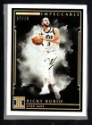 Ricky Rubio Rookie Cards and Autograph Memorabilia Guide 18