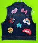 JoJo Siwa iron on patches 7 patches Embroidered applique patch logo jojo bow