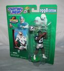 1998 NFL Starting Lineup DEION Prime Time SANDERS Cowboys Do-rag Figure Card MIP