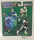 Starting Lineup Barry Sanders 1998 Football Sports Figure Detroit Lions SLU