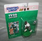 1996 NFL Starting Lineup EMMITT SMITH Dallas Cowboys Florida Figure Card MIP