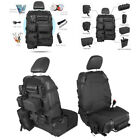 Front Seat Cover Organizer Storage Bag Molle Pouch For Jeep CJ YJ LJ JK JL Dodge
