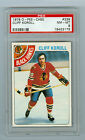 Cliff Koroll 1978-79 O-Pee-Chee Hockey Card #239 Blackhawks PSA Graded 8 NMMT