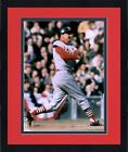 Framed Stan Musial St Louis Cardinals Signed Vintage 16