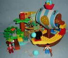 Lego Duplo Jake & the Neverland Pirates Pirate Ship Bucky 10514 Set