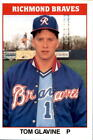 Tom Glavine Cards, Rookie Cards and Autographed Memorabilia Guide 31