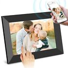 Dragon Touch Digital Picture Frame WiFi 10 inch IPS Touch Screen HD Display, 16G