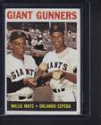 Vintage Willie Mays Baseball Card Timeline: 1951-1974 67