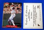 Jim Palmer Cards, Rookie Cards and Autographed Memorabilia Guide 13