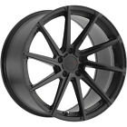 19x85 Black TSW Watkins Wheels 5x120 +35 Fits BMW 330i330Ci330xi 135