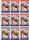 1990 STARS AND STRIPES 83 9 CARD LOT HOF RC CORTEZ KENNEDY