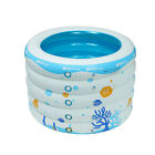 3 5Ring CirclesEasy Set Above Ground Inflatable Swimming Pool Kids Baby Water