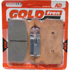 Rear Disc Brake Pads for Harley Davidson FLTC Tour Glide Classic 1989 1340cc