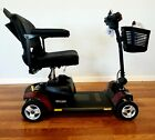Pride Mobility GOGO Elite Traveller Electric 4Wheel scooter w 18 Amp Batteries