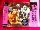 David Bowie Diamond Dogs SHM MINI LP CD + PROMO OBI JAPAN TOCP-95047