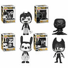 Funko POP! Games -Bendy and the Ink Machine S2 Vinyl Figures SET OF 4 (Searcher+