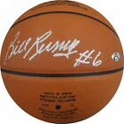 Bill Russell Hand Signed Auto Game Basketball Boston Celtics Spalding Altman