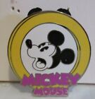 DISNEY MICKEY MOUSE ROUND FACIAL EXPRESSION SERIES PIN 2010 SHOCKED YELLOW TRIM