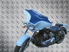 Batwing Fairing Cut w/ Quad (4) Speakers for Harley Davidson Softail Motorcycle