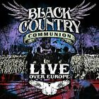 Black Country Communion - Live Over Europe - Double CD - New